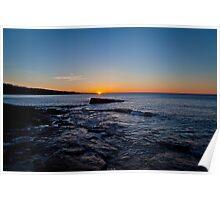 Superior Sunrise 1 Poster