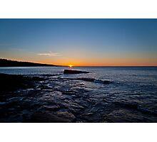 Superior Sunrise 1 Photographic Print