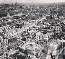 London Skyline by Lee Fone