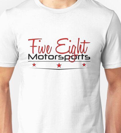 Five Eight Motorsports Logo Unisex T-Shirt