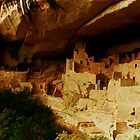 Mesa Verde Clift Palace USA. by Paul Albert