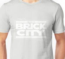 'Brick Wars' (wht) Unisex T-Shirt