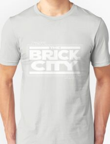 'Brick Wars' (wht) T-Shirt