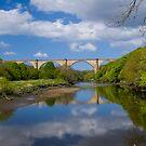 Bridge on the Weir by Georden