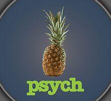 Psych by Jbui555