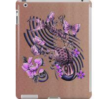 Violet Koi Serenity  iPad Case/Skin
