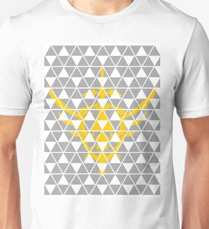 Zelda Tri-force  Unisex T-Shirt