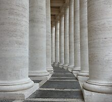 St. Peter's Square by Devereux Purdon