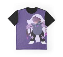 Universe Amethyst Graphic T-Shirt
