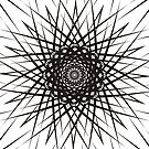 Linear Mandala by thejessis