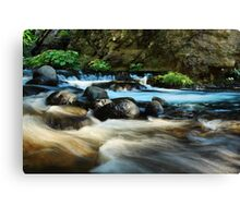 Deer Creek Root Beer Falls Canvas Print