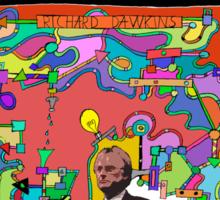RichARTd Dawkins (Richard Dawkins) Sticker
