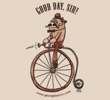 Good Day, Sir! by George Berlin