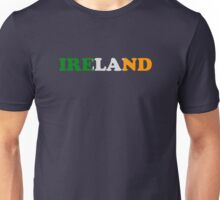 Ireland Flag St Patricks Day Unisex T-Shirt