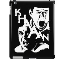 Star Trek Khan iPad Case/Skin