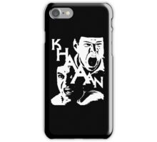 Star Trek Khan iPhone Case/Skin