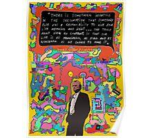 RichARTd Dawkins (Richard Dawkins) Poster