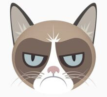 Grumpy Cat by Slitter