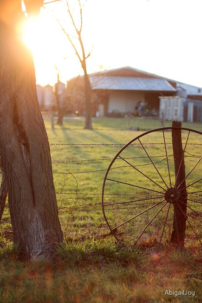 Wagon Wheel by AbigailJoy