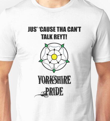 Yorkshire Pride Unisex T-Shirt