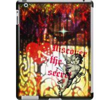 discover the secret iPad Case/Skin