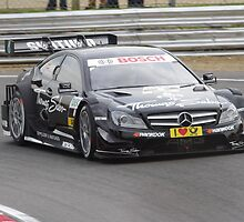DTM Brands Hatch 2013 - #4 Roberto Merhi, Mercedes AMG C by motapics