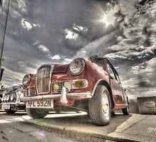 Lincoln Big Mini Day by Jonathan Cox