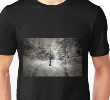 This way to Narnia Unisex T-Shirt