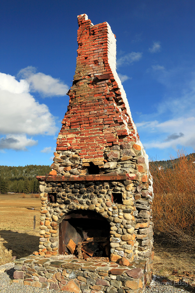 The Chimney by James Eddy