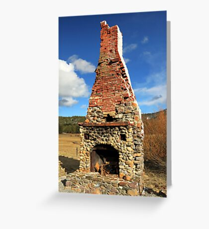 The Chimney Greeting Card