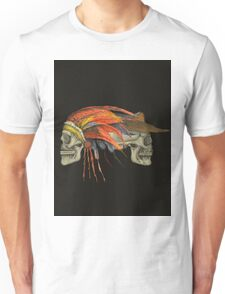 Cowboys and Indians Unisex T-Shirt