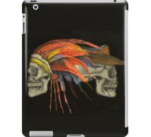 Cowboys and Indians iPad Case/Skin