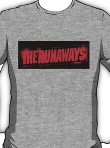 The Runaways Logo Tee T-Shirt