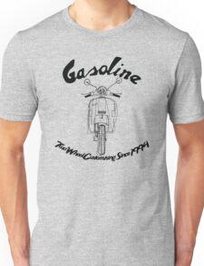 GASOLINE PX VESPA LINE ART DESIGN Unisex T-Shirt