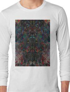Ink splat design Long Sleeve T-Shirt