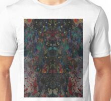Ink splat design Unisex T-Shirt