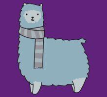 Blue Alpaca by teecup