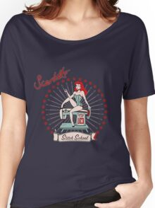 Scarlett's Stitch School Women's Relaxed Fit T-Shirt
