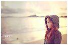 Winter Sunset Wonderings by Ashli Zis