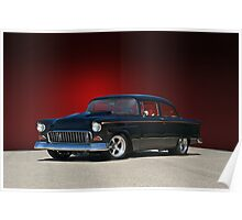 1955 Chevrolet Coupe VII Poster