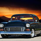 1955 Chevrolet Coupe VI by DaveKoontz