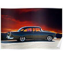 1955 Chevrolet Coupe V Poster