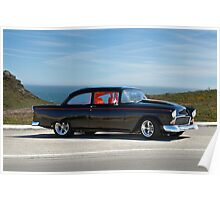 1955 Chevrolet Coupe IV Poster