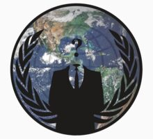 Anonymous Worldwide by creepyjoe