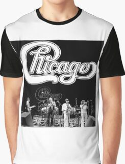 CHICAGO BAND Graphic T-Shirt