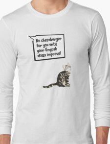 Cheezburger Long Sleeve T-Shirt