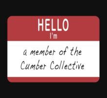 Cumber Collective Name Tag (small) by FandomsFriend