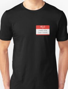 Cumber Collective Name Tag (small) T-Shirt