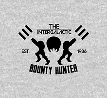 The Intergalactic Bounty Hunter Womens Fitted T-Shirt