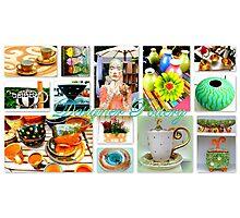 Designer Pottery Photographic Print